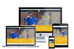 ET Plumbing – Plumbing Website