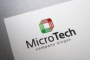 Micro Tech Logo