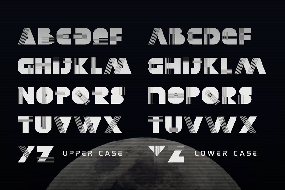 ALECTRO ~ Sans Serif Fonts ~ Creative Market