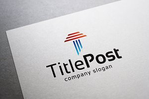 Title Post Logo
