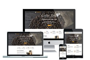ET Coffee - Coffee Website Template