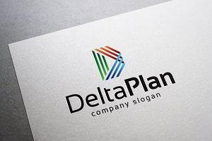 Delta Plan Logo