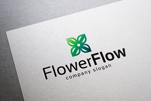 Flower Flow Logo