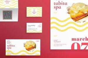 Print Pack | Beauty Tabita Spa