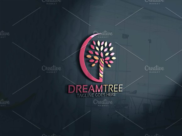 Dream Tree Logo Version 2