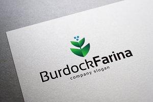 Burdock Farina Logo