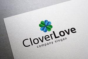 Clover Love Logo