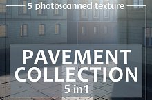 Photoscanned pavement collection by  in Concrete