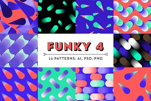 Funky Patterns 4