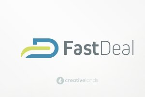 FastDeal Logo Design
