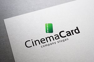 Cinema Card Logo