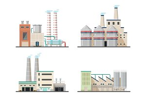 Chemical plants and industrial power factory