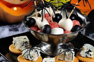 Snack on Halloween