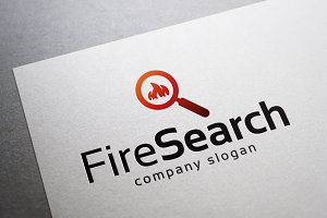 Fire Search Logo
