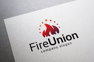 Fire Union Logo
