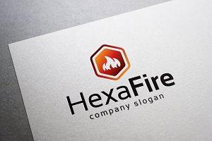 Hexa Fire Logo