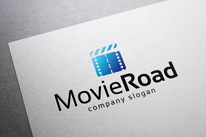 Movie Road Logo