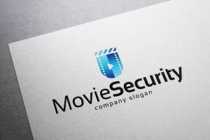 Movie Security Logo