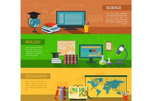 Biology and geography online study and science