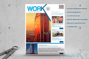 WORK - Architecture Magazine