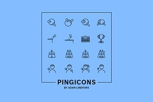 Pingicons