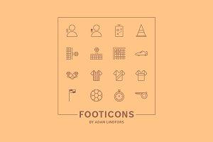 Footicons