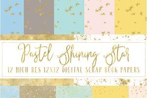 Pastel Shining Star