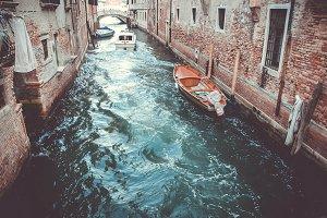Rock tha Boat - Venice, Italy