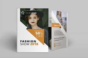 Fashion Bi-Fild Brochure