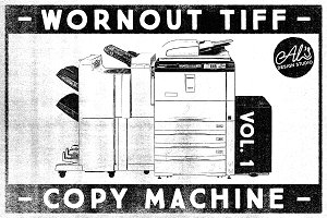 Wornout Tiff Copy Machine Vol. 1