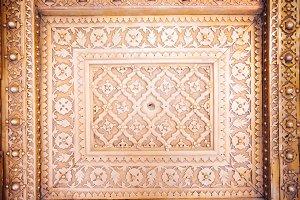 Old Golden Doors in Jaipur