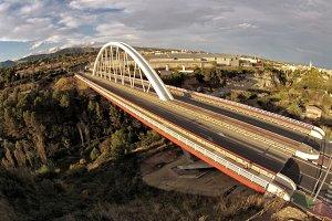 Bridge from Ontinyent, Spain