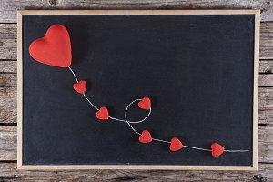 Hearts kite