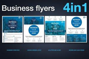 Multipurpose Business Flyer Pack v.1
