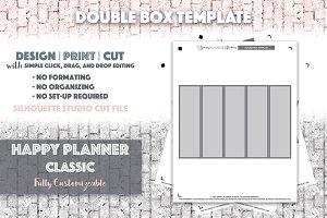 HPC Double Box Template