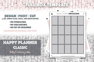 HPC Full Box Template