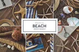 Rustic Beach • Photo Bundle