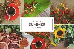 Sanguine Summer • Photo Bundle