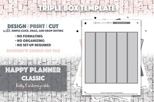 HPC Triple Box Template