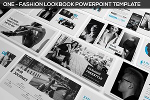 ONE - Fashion Presentation Template