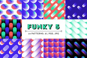 Funky Patterns 5