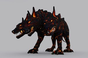 CERBERUS fbx only