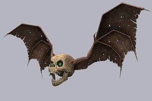DEATH SKULL fbx only