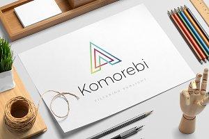 Komorebi logo template