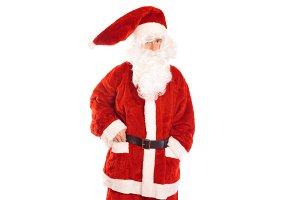 Wacky Santa Claus