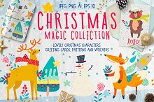 Christmas magic collection