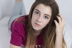 15-year-old adolescent