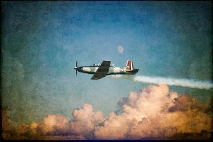 Airplane Maneuvers in the clouds