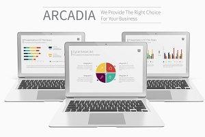 Arcadia Presentation Template