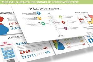 Medical Infographic for Powerpoint